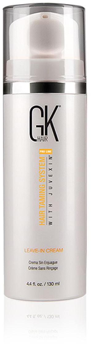 Кондиционер-крем для волос GKhair Leave in Conditioner Cream, несмываемый, 130 мл