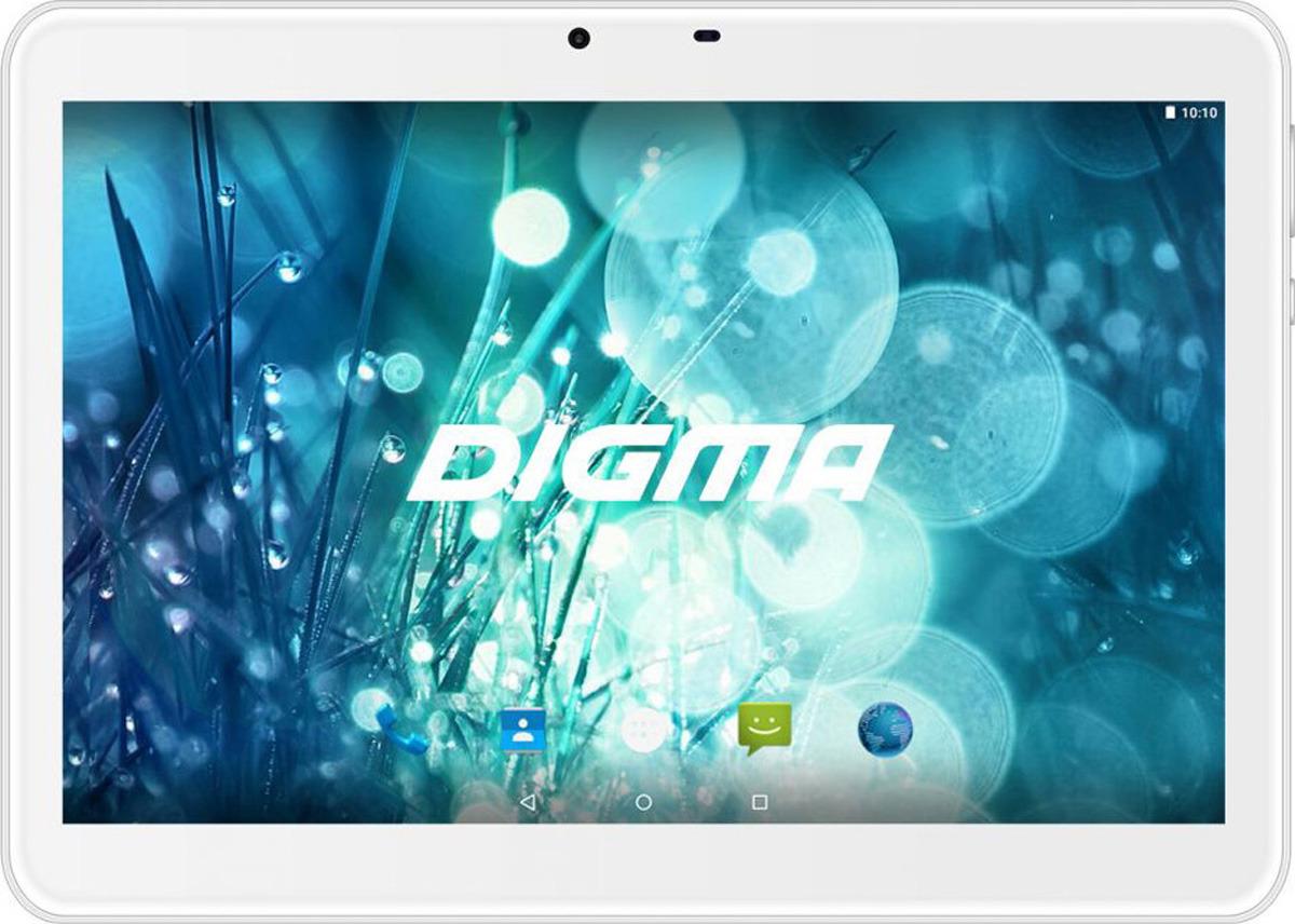 10.1 Планшет Digma Plane 1570N 3G, 16 GB, шампань