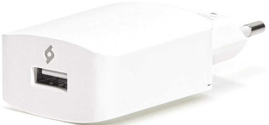 Сетевое зарядное устройство TTEC Speed USB-Lightning, 2.1A, цвет: белый