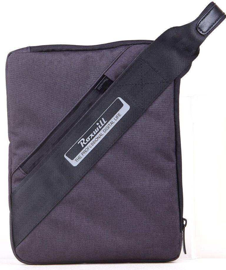Чехол Roxwill для планшета, цвет: черный. Z10 black