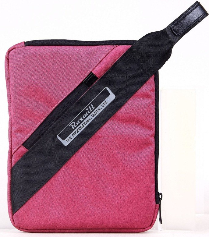 цена на Чехол - сумка Roxwill Z10 для планшета 10,1, цвет розовый