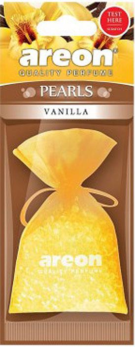 Автомобильный ароматизатор Areon Pearls Vanilla цены