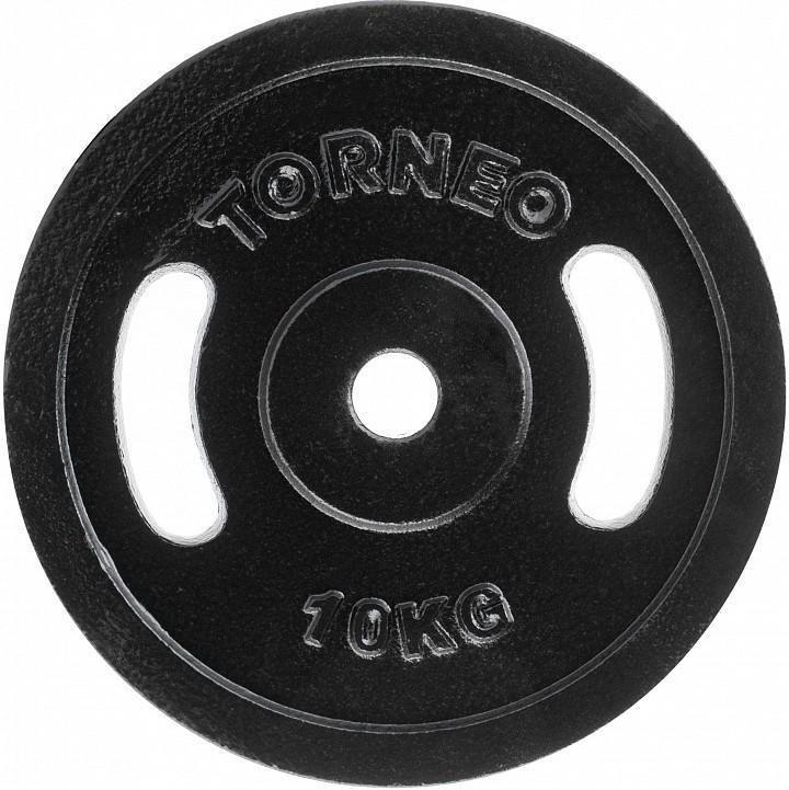 Диск для штанги Torneo, 10 кг. 1022-100
