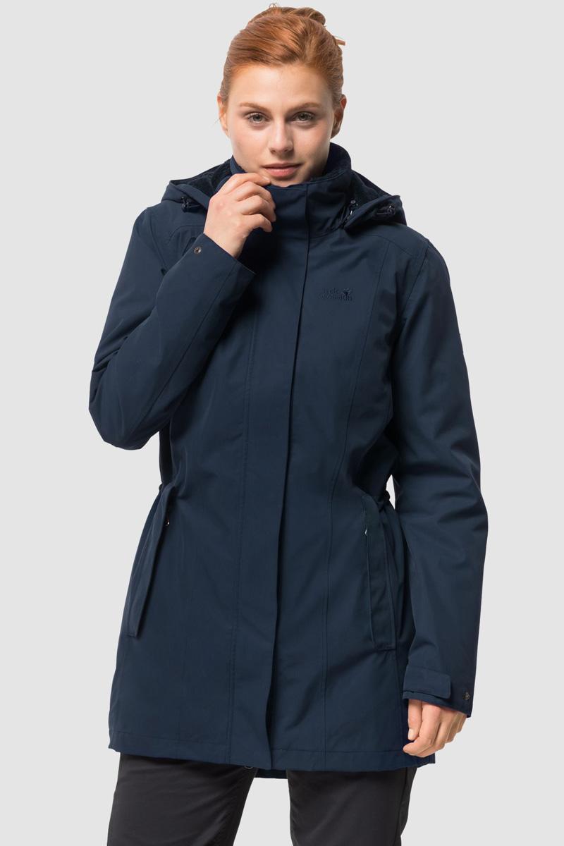 Пуховик Jack Wolfskin Madison Avenue Coat недорго, оригинальная цена