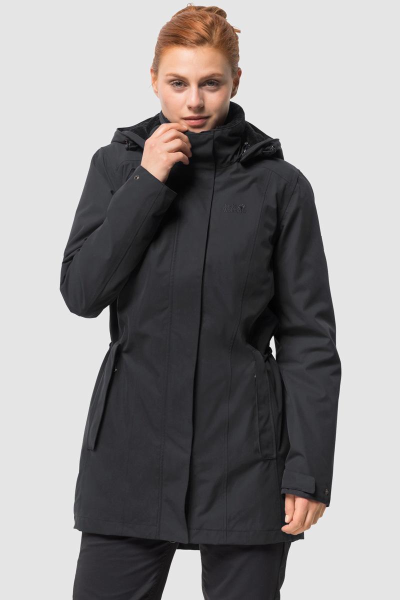 Куртка Jack Wolfskin Madison Avenue Coat недорго, оригинальная цена