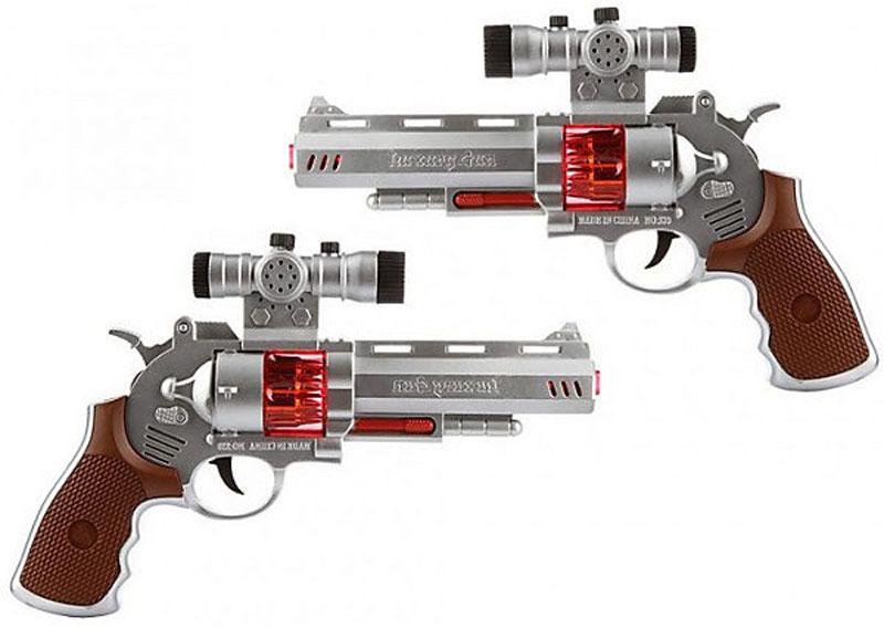 Игрушечное оружие 4HOME Космический бластер, 2 шт игрушечное оружие s s toys арбалет со световыми эффектами