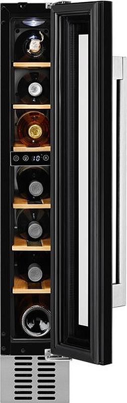 Винный шкаф Electrolux ERW 0273AOA, черный Electrolux