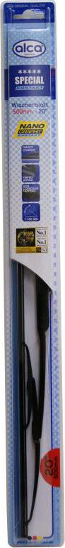 Щетка стеклоочистителя Alca Special Kontakt, специальная, каркасная 20/50 см