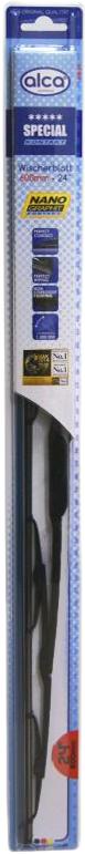 Щетка стеклоочистителя Alca Special Kontakt, специальная, каркасная 24/60 см