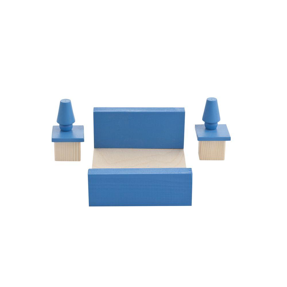 Набор мебели для кукол Paremo Спальня, PDA517PDA517В наборе все предметы, как на фотографии. Высокое качество материалов. Кукольная мебель для спальни в масштабе 1:18, для кукол 8-15 см.