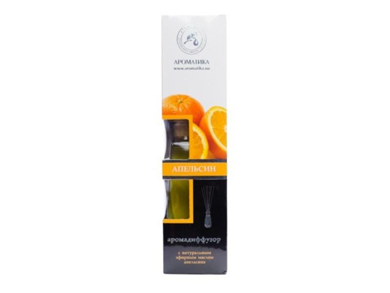 Ароматизатор интерьерный Ароматика Апельсин, 100 мл цена
