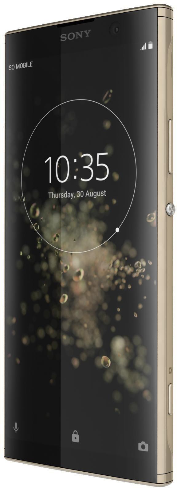 Смартфон Sony Xperia XA2 Plus 4/32GB, золотой