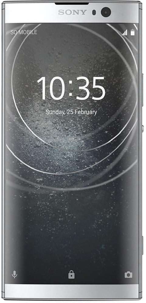 Смартфон Sony Xperia XA2 Plus 4/32GB, серебристый