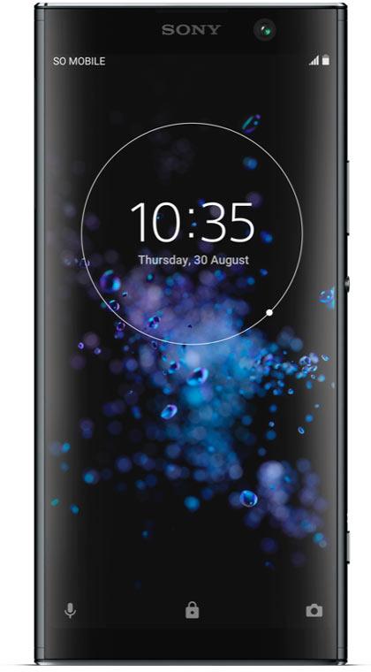 Смартфон Sony Xperia XA2 Plus 4/32GB, черный