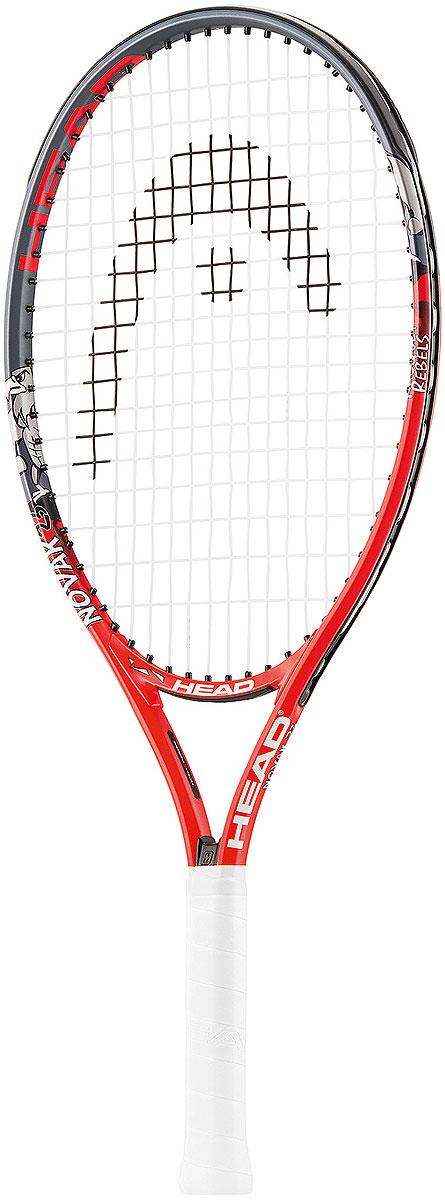 цена на Ракетка для тенниса Head Novak 23, детская, ручка 6