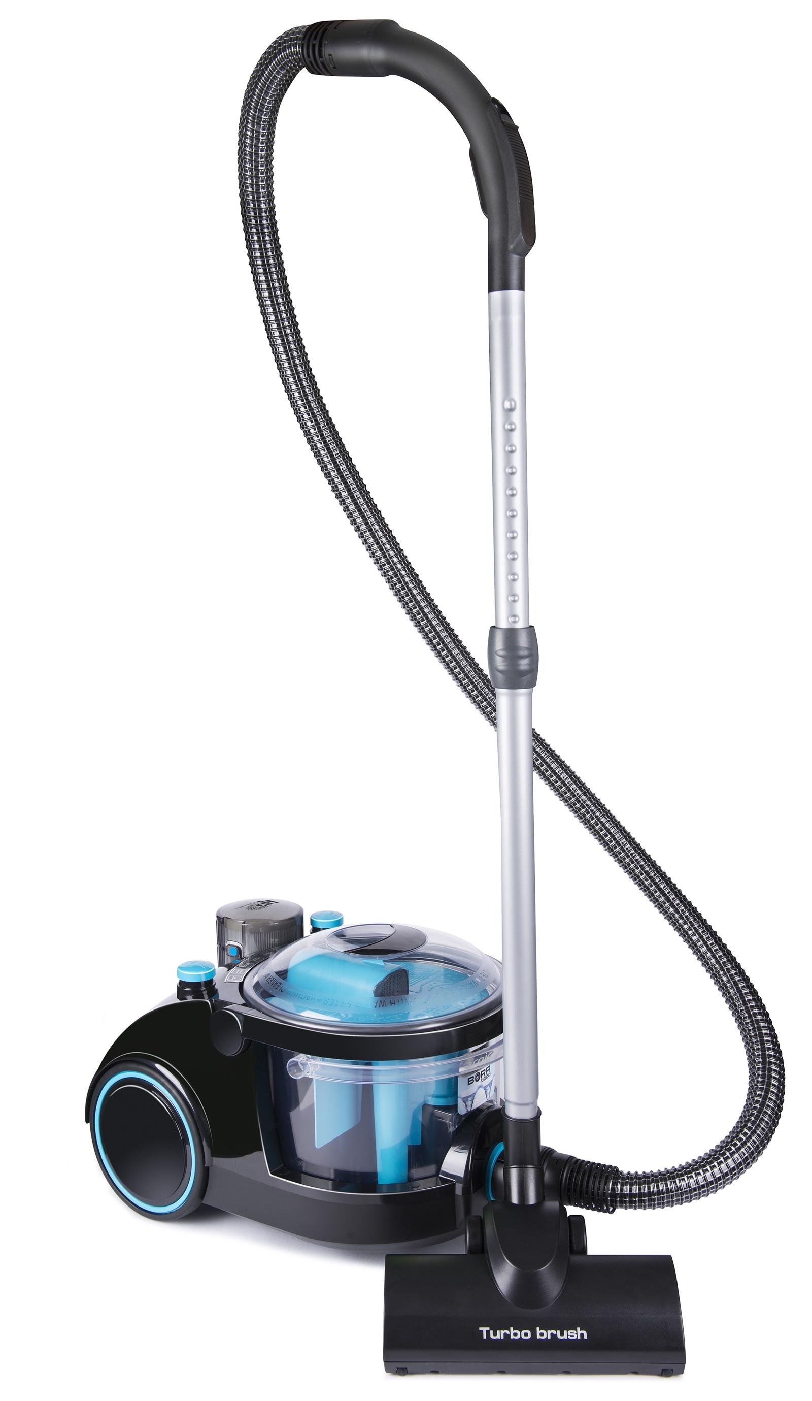 Бытовой пылесос arnica Bora 5000, синий цена