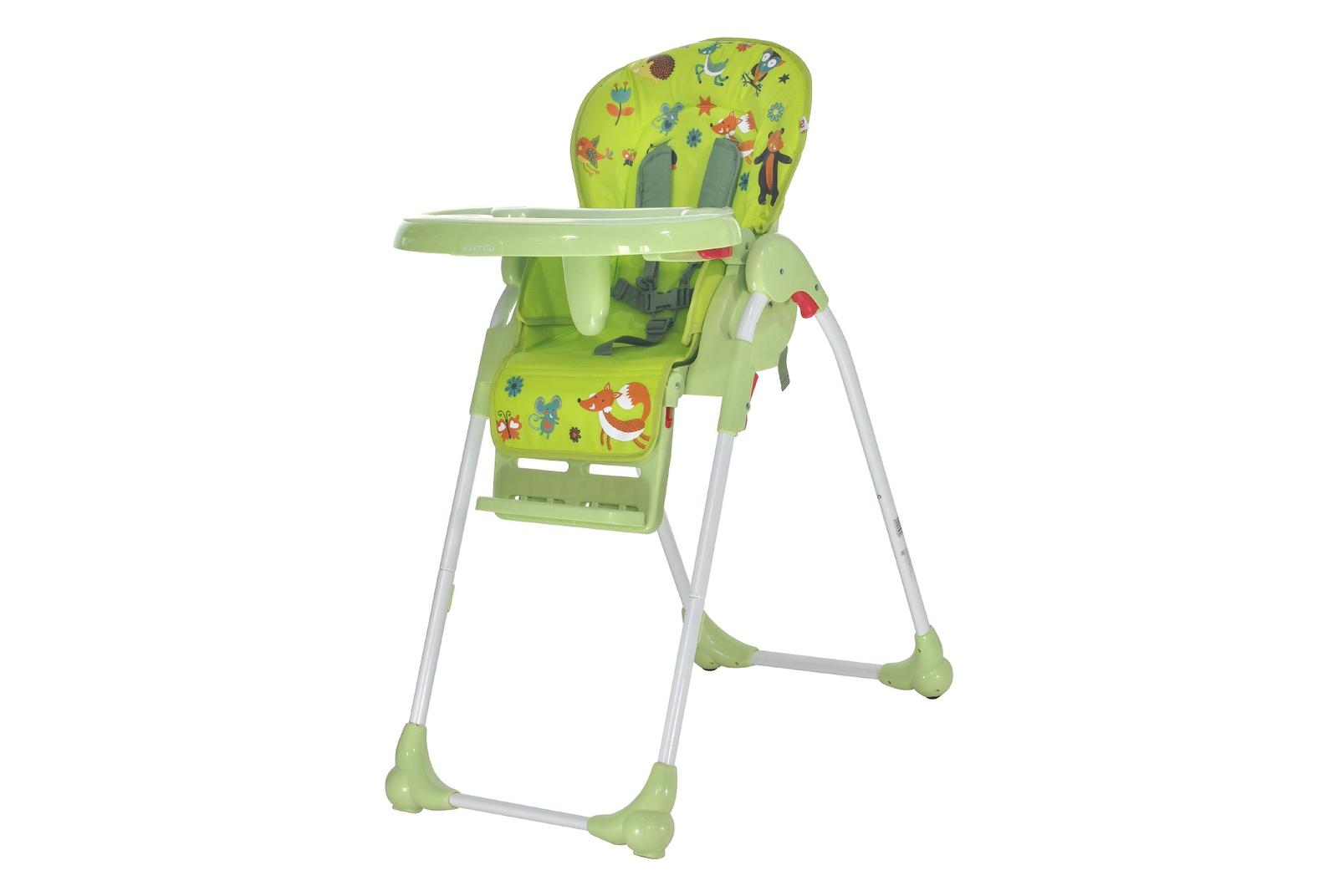 Стульчик для кормления Everflo Forest Green (Q35) стул everflo gently provence q55