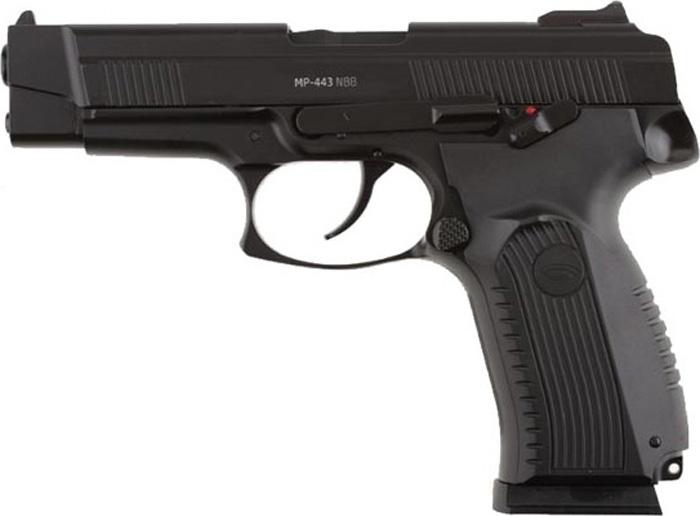 Пистолет пневматический Gletcher MP-443 nbb, цвет: черный цена