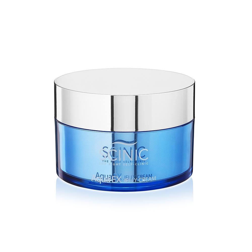 Крем Scinic Super Aqua EX Jelly Cream c глубинной морской водой, суперувлажняющий, 50 мл SCINIC