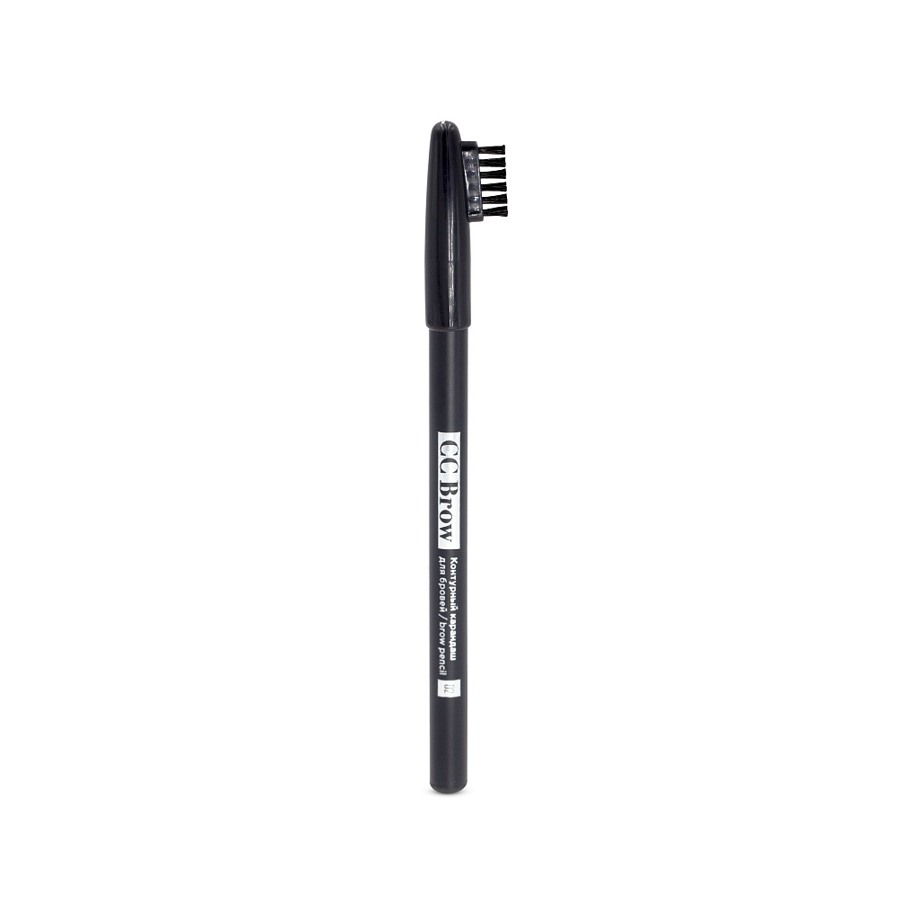 Контурный карандаш для бровей СС Brow brow pencil, цвет 05 светло-коричневый catrice карандаш для глаз velvet brow powder artist 010 blond brows are a girl s best friend светло коричневый 9 гр