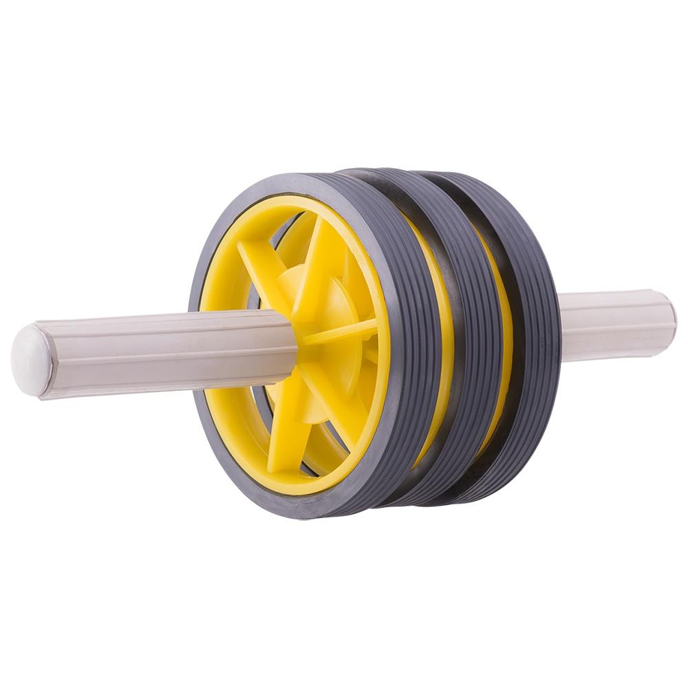 Ролик для пресса Starfit 3-колесный малый, УТ-00006687 ролик для пресса kettler цвет голубой 29 х 18 см