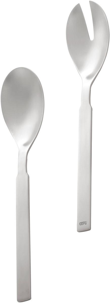 """Набор ложек для салата Gefu """"Лога"""", длина 25 см, 2 шт"""