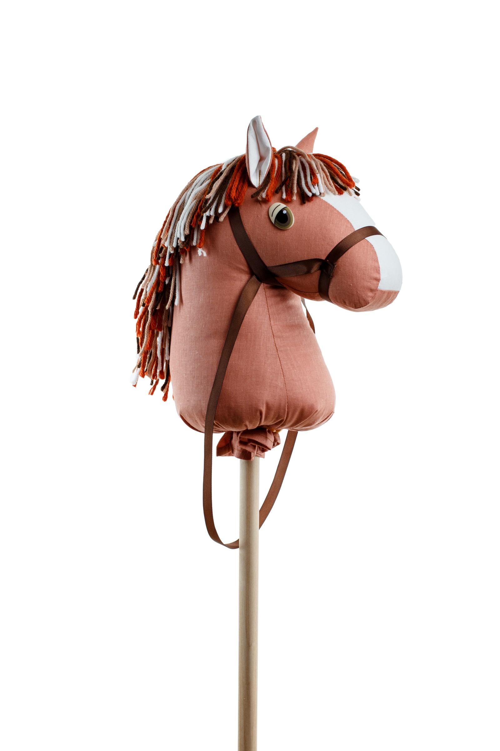 Фото - Игрушка - лошадка Коняша Гром, 588 -КМ013 ролевые игры коняша лошадка на палочке фея