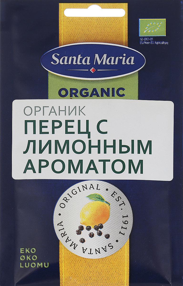 цена на Santa Maria Перец с лимонным ароматом Органик, 17 г