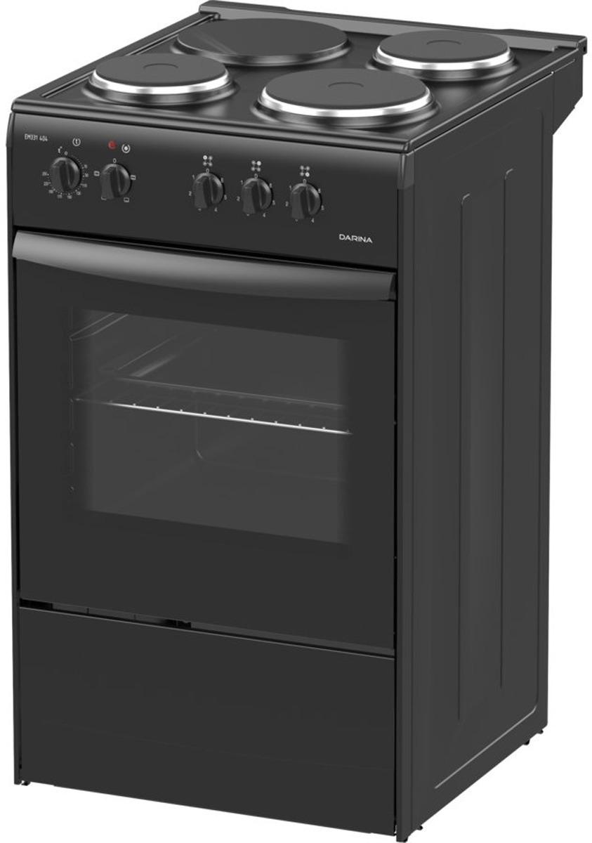 Плита электрическая Darina S EM331 404 At, черный