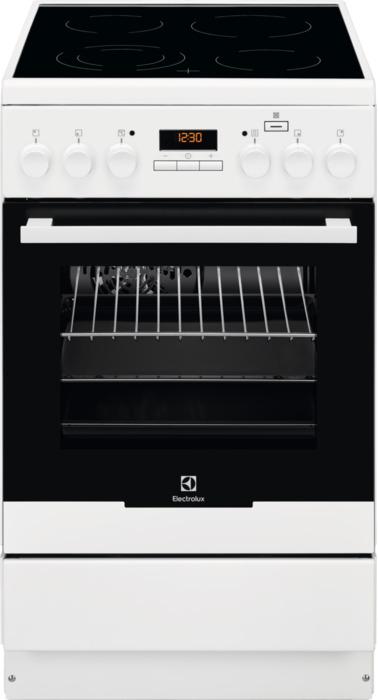 Плита электрическая Electrolux EKC 954909W, белый стоимость