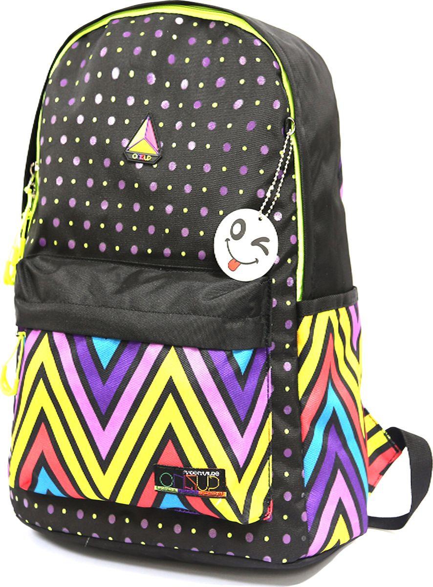 Рюкзак UFO People, цвет: фиолетовый, 14,5 л. 7677 цена и фото
