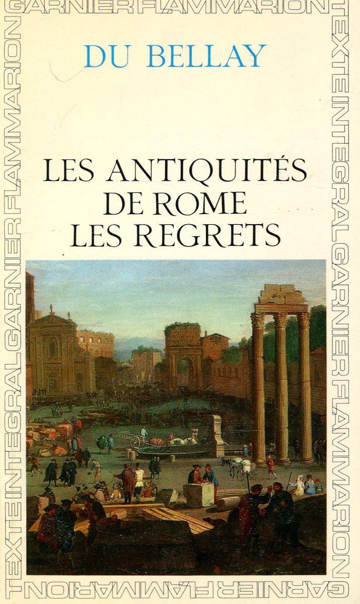 Du Bellay Les antiquites de rome. Les regrets монета антониниан галлиен 260 268 гг медь античный рим юпитер