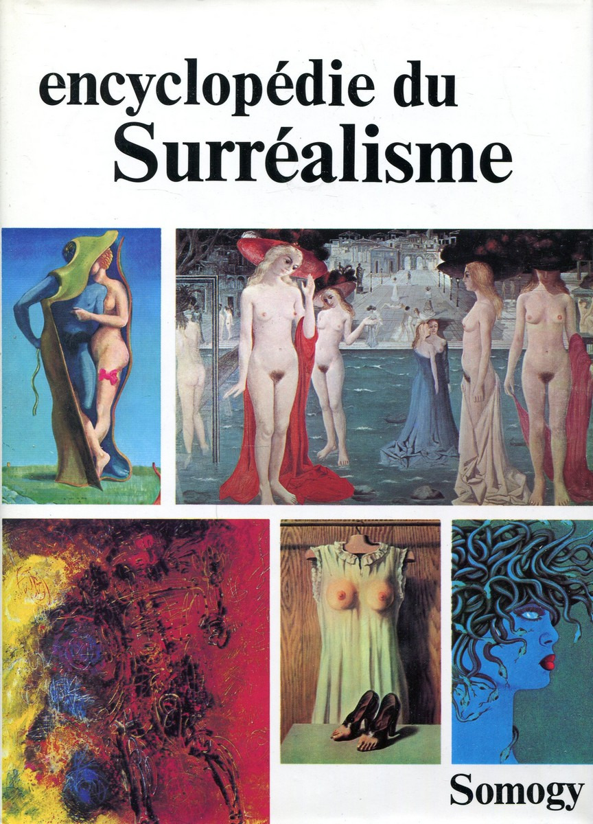 Rene Passeron Encyclopedie du Surrealisme