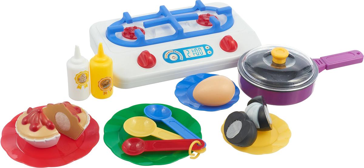 Игровой набор Play Smart Веселый поваренок игровой набор play smart кухонные принадлежности и муляжи веселый поваренок р41347