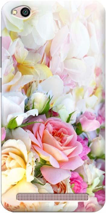Чехол-накладка Gosso Cases Нежные розы для Xiaomi Redmi 5A, 180189, разноцветный Нежные розы телефон