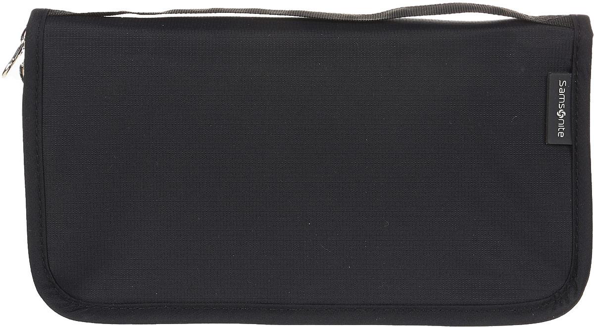 Органайзер дорожный Samsonite, цвет: черный. U23*09517 сумка samsonite travel accessories u23 601 u23 04601