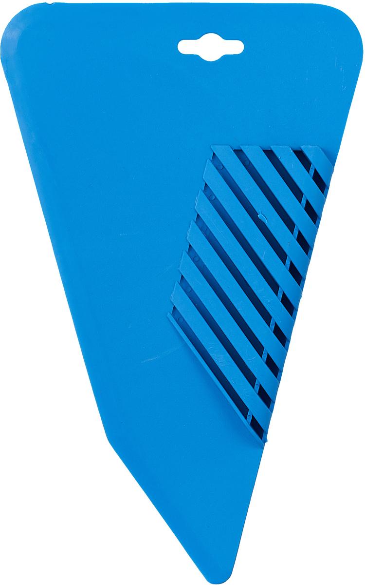 Шпатель Сибртех, прижимной, 280 мм, цвет: синий шпатель сибртех 150 мм