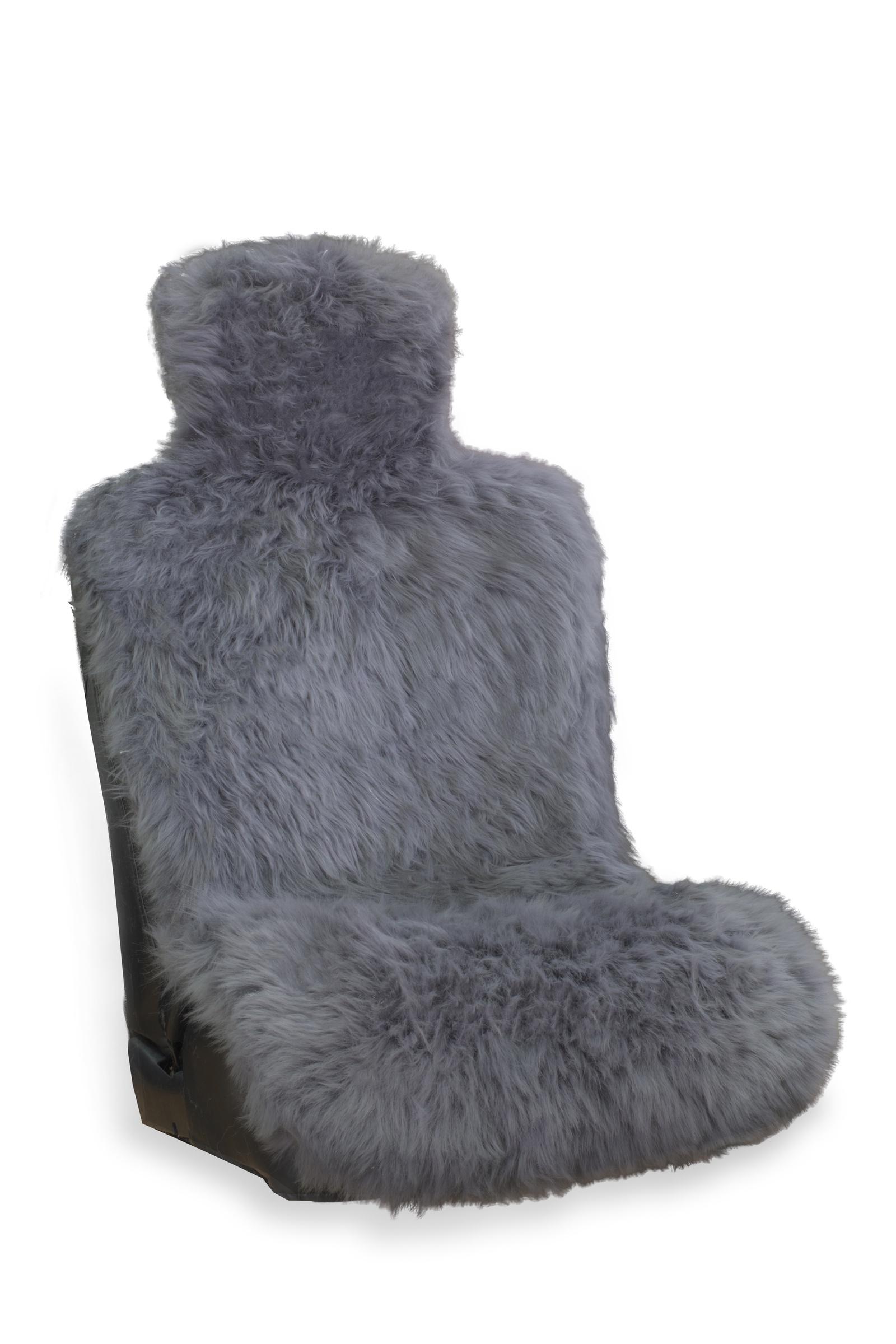 Накидка на сиденье Зигуля Зигуля, 71241Gr, серый