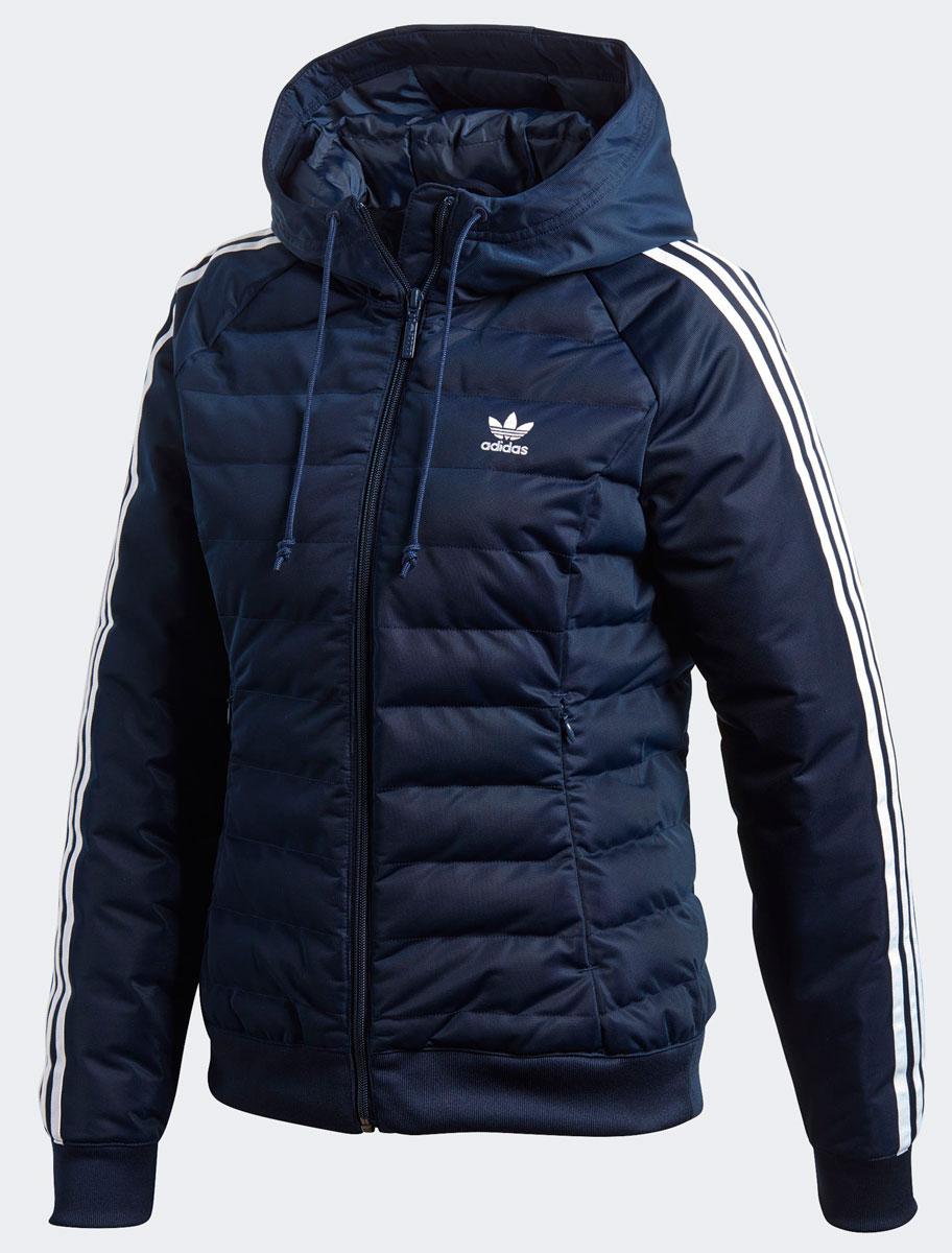 Куртка adidas Slim Jacket куртки adidas куртка бомбер муж tko jacket m utiblk