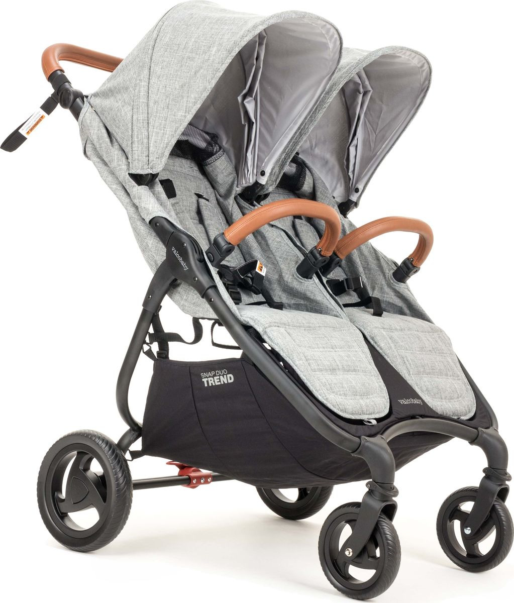Коляска прогулочная Valco Baby Snap Duo Trend Grey Marle