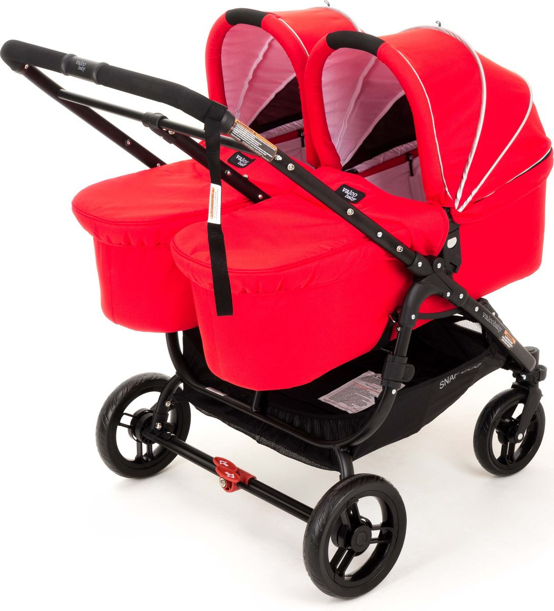 цены на Люлька Valco Baby External Bassinet для Snap Duo Fire red  в интернет-магазинах