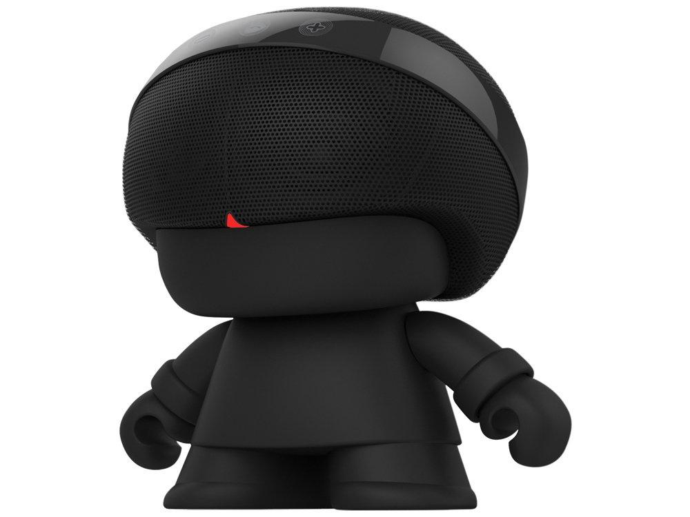 Беспроводная колонка XOOPAR Grand XBOY, черный xoopar xboy31009 doll design bluetooth speaker