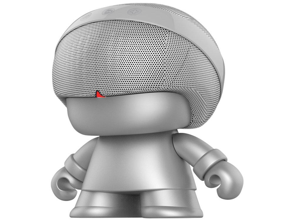 Беспроводная колонка XOOPAR Grand XBOY, серебристый, красный xoopar xboy31009 doll design bluetooth speaker