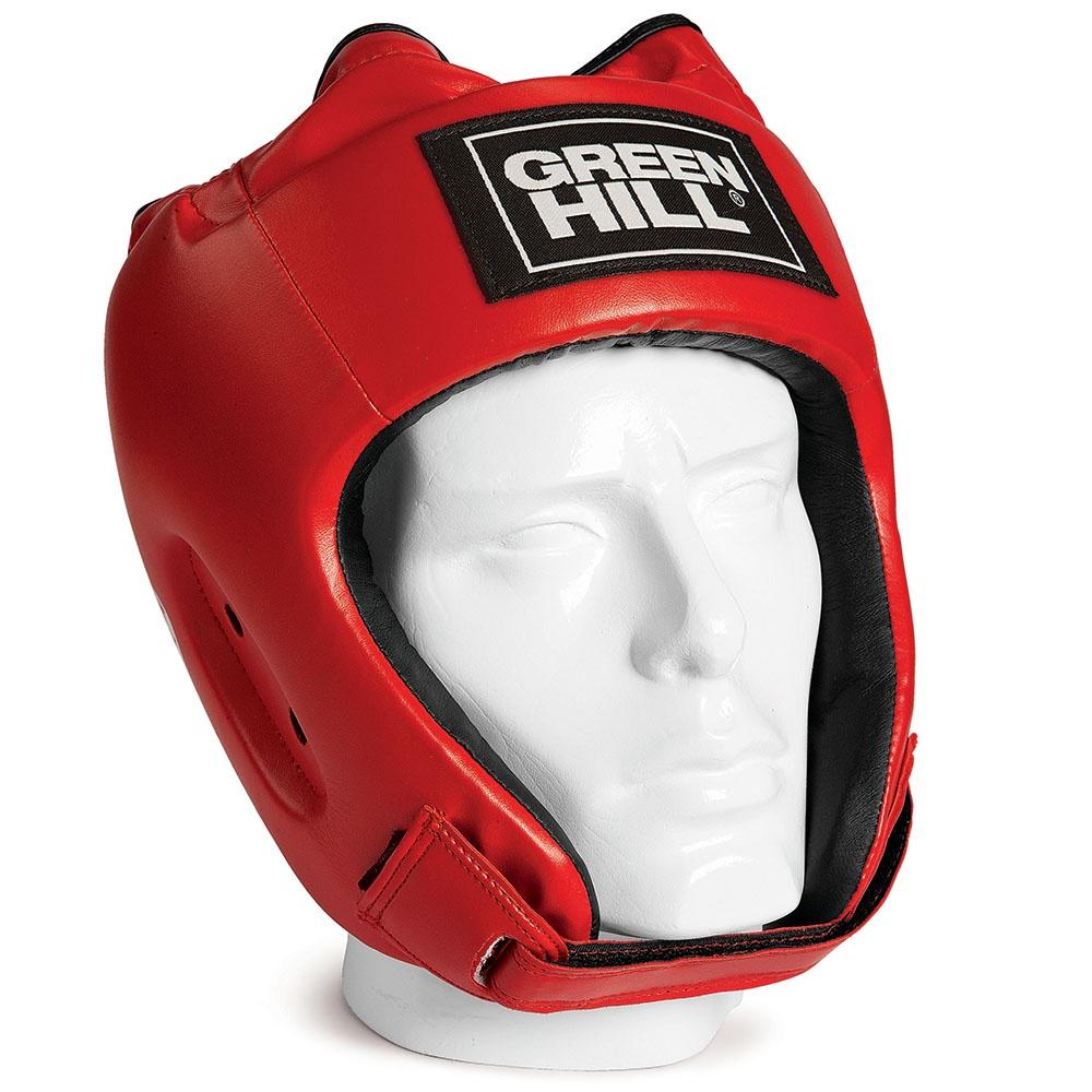 Шлем ALFA красный S