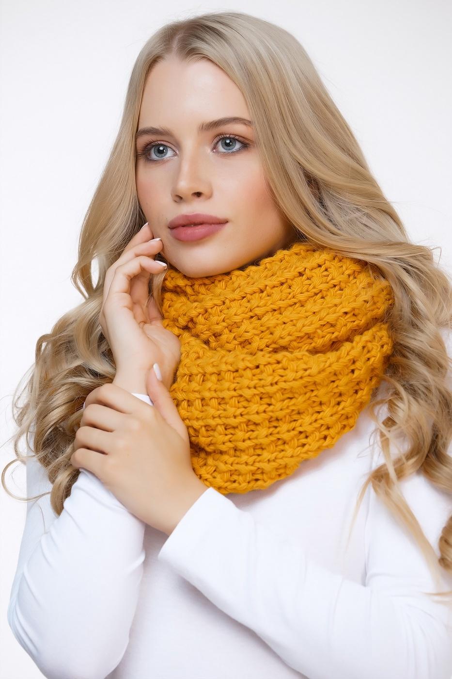 полезные фрукты вязаные шарфы снуды фото и схемы печени