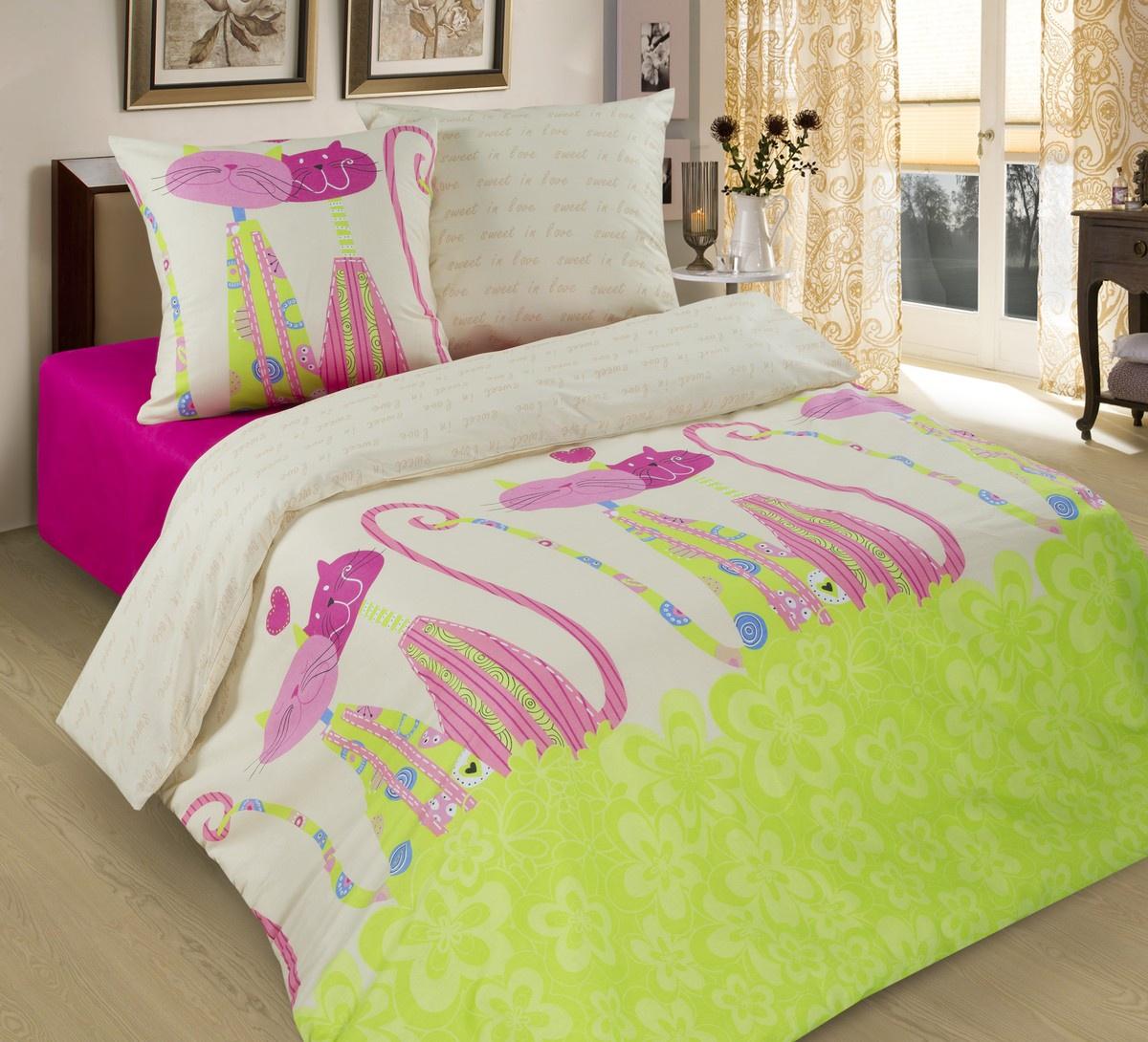 Комплект постельного белья Традиция для сна и отдыха