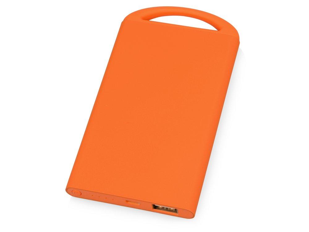 внешний аккумулятор «Shine» на 4000 mAh, оранжевый oasis fenech 2200 mah