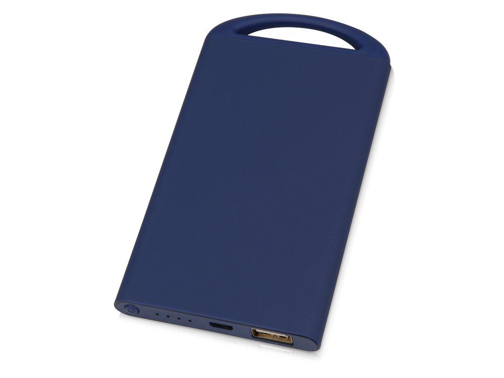 цена на Внешний аккумулятор «Shine» на 4000 mAh, синий