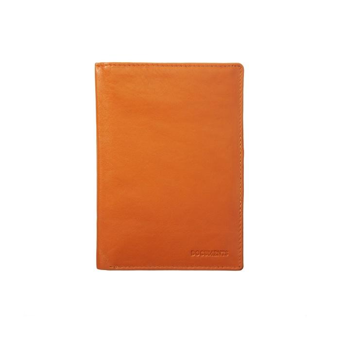Бумажник водителя A&M, оранжевый, 5441oran