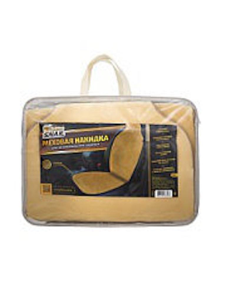 Накидка на сиденье автомобиля Golden Snail GS 9017 утепленная Бежевая плитка напольная golden tile wanaka 300х300х8 мм бежевая 15 шт 1 35 кв м